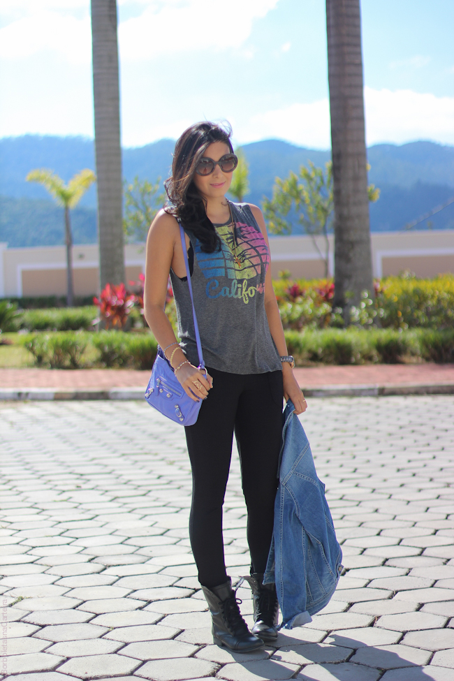 look do dia california tee style fashion moda estilo borboletas na carteira-6