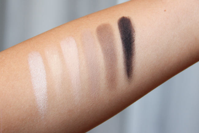 paleta urban decay naked basics review swatches borboletas na carteira-3