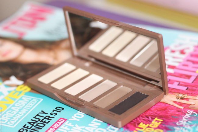 paleta urban decay naked basics review swatches borboletas na carteira